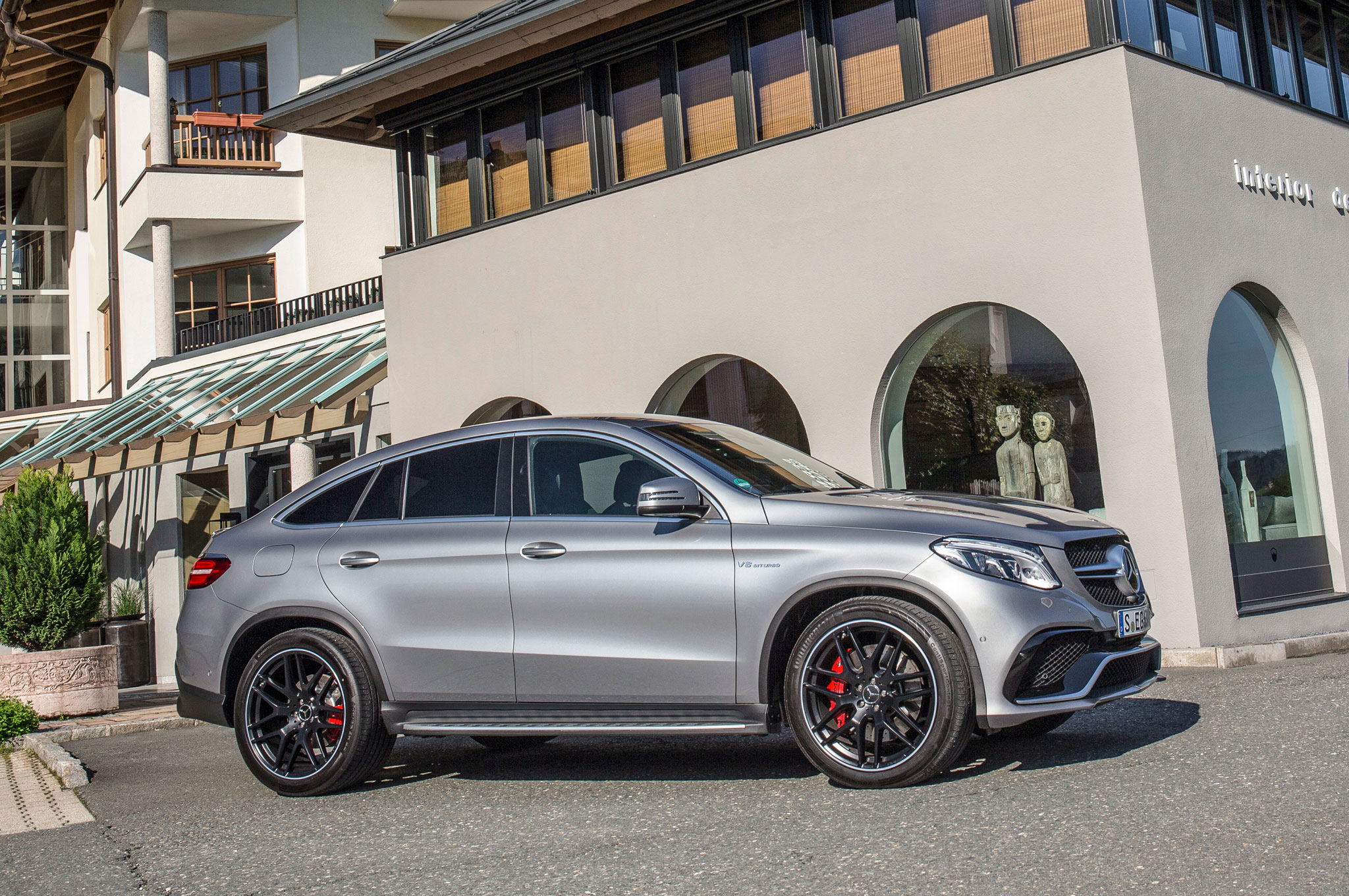 Cool Review About Gle 450 Coupe with Amusing Gallery