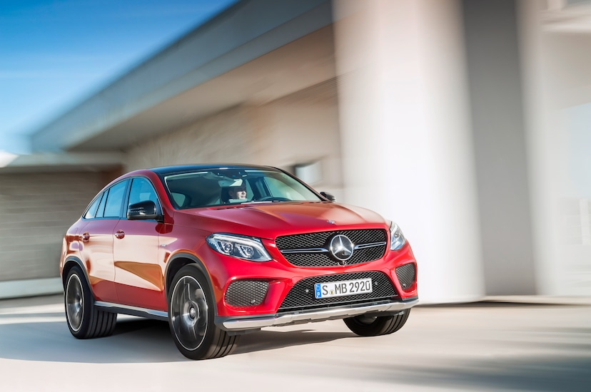 2016 Mercedes-Benz GLE450 AMG 4Matic Coupe Review