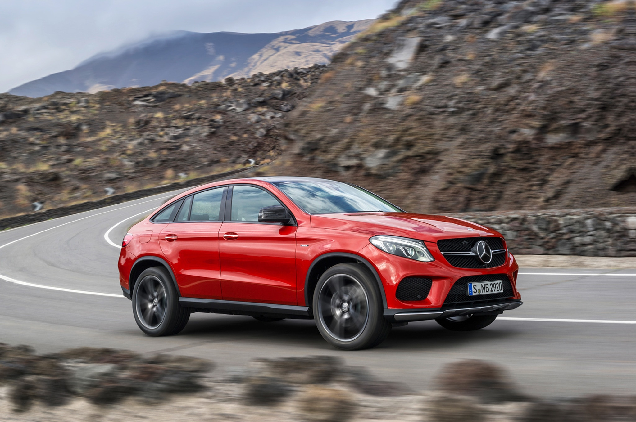 2016 Mercedes Benz GLE450 AMG 4Matic Coupe Lead 02