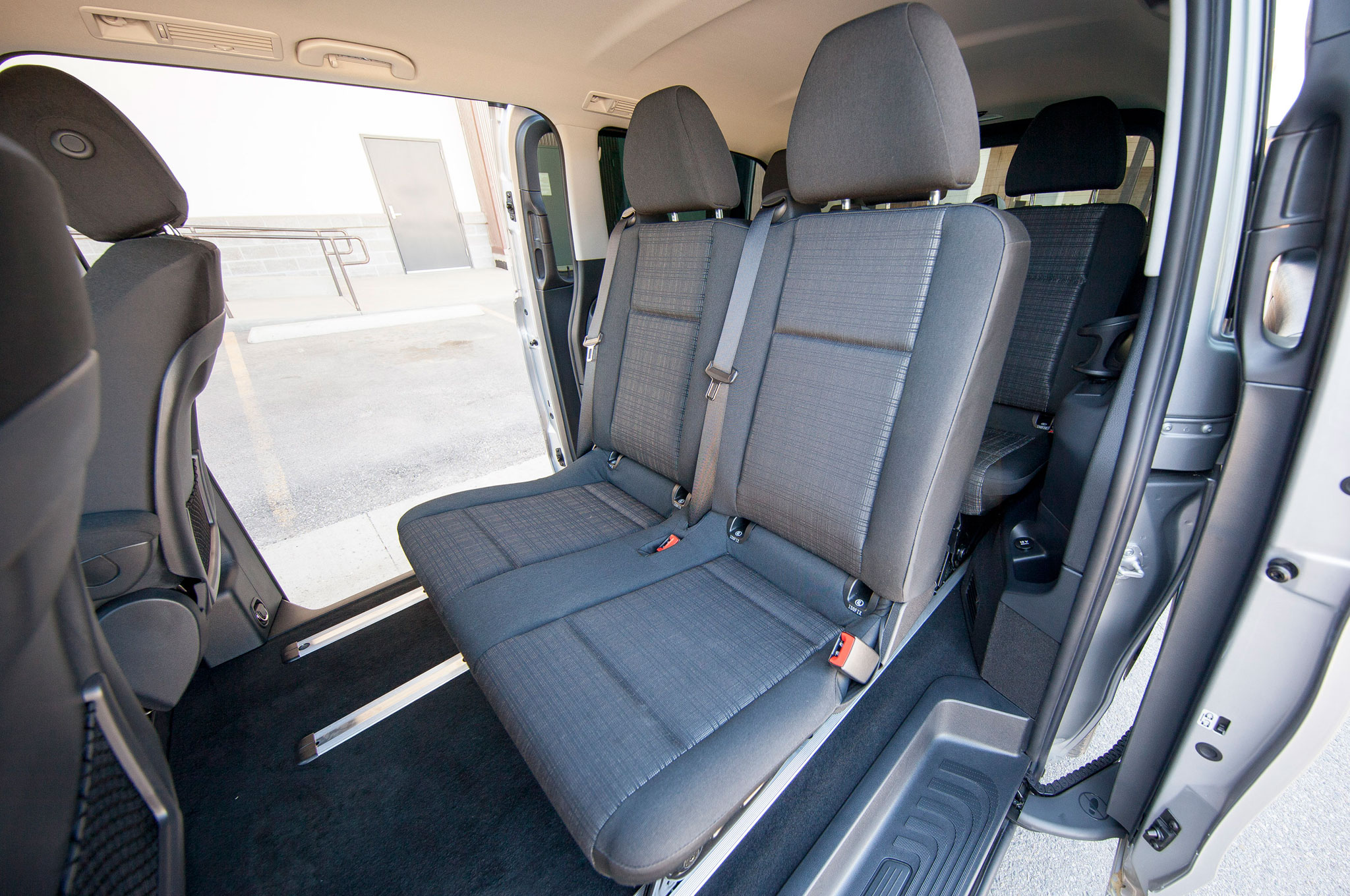 Hauling With Style 2016 Mercedes Benz Metris Second Drive