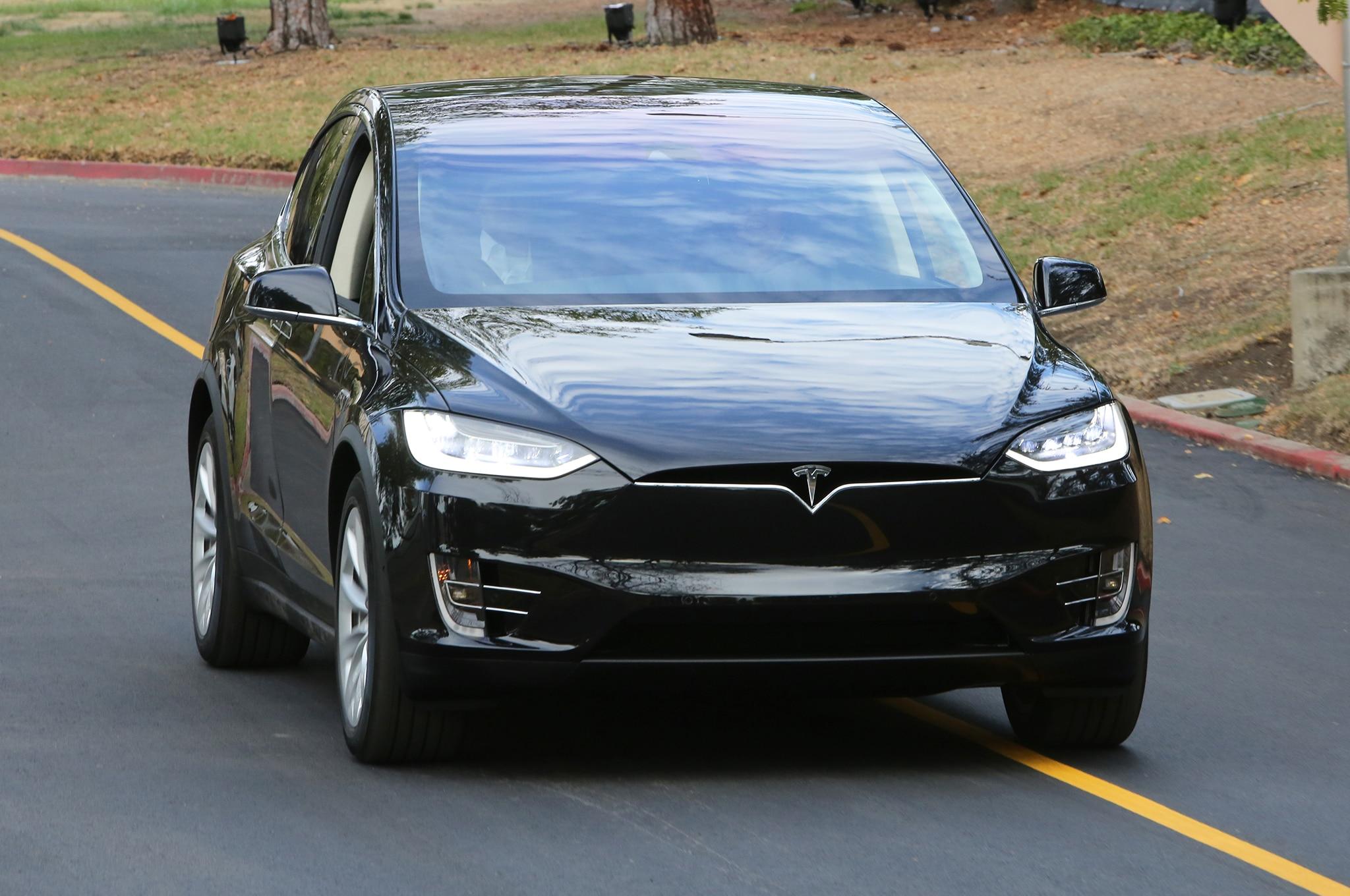 Tesla P90d For Sale >> 2016 Tesla Model X P90D Review
