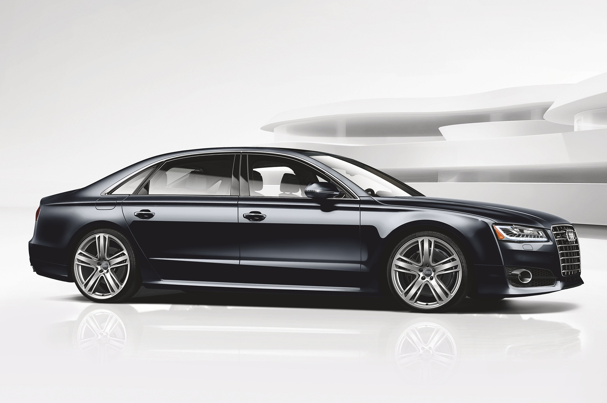 2016 Audi A8 L Gains 4 0t Sport Model With Extra Power
