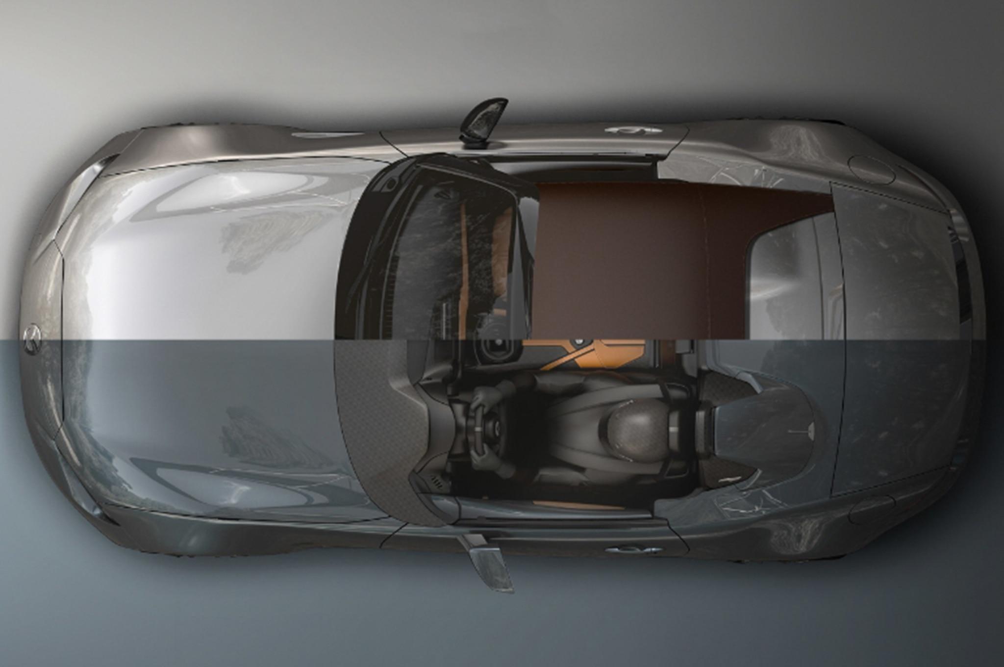 2016 Mazda Mx 5 Miata Sema Concept Teaser