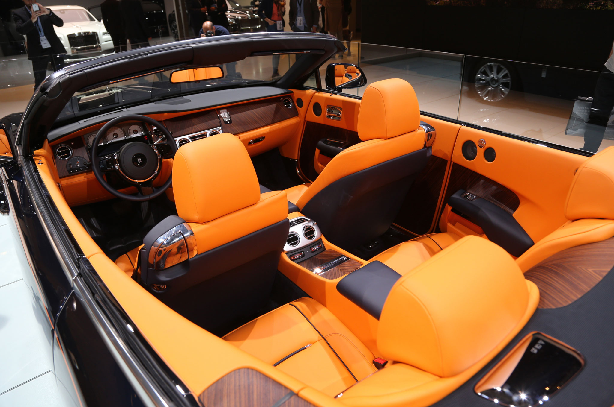 rolls-royce dawn: in depth with the gorgeous new convertible
