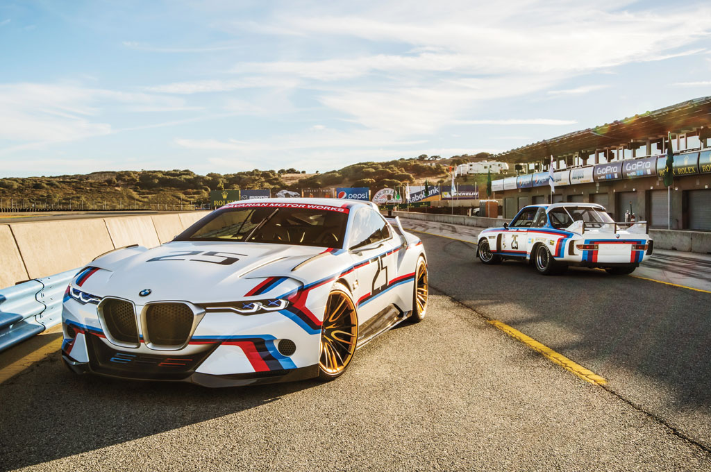 celebrating 40 years of bmw north america