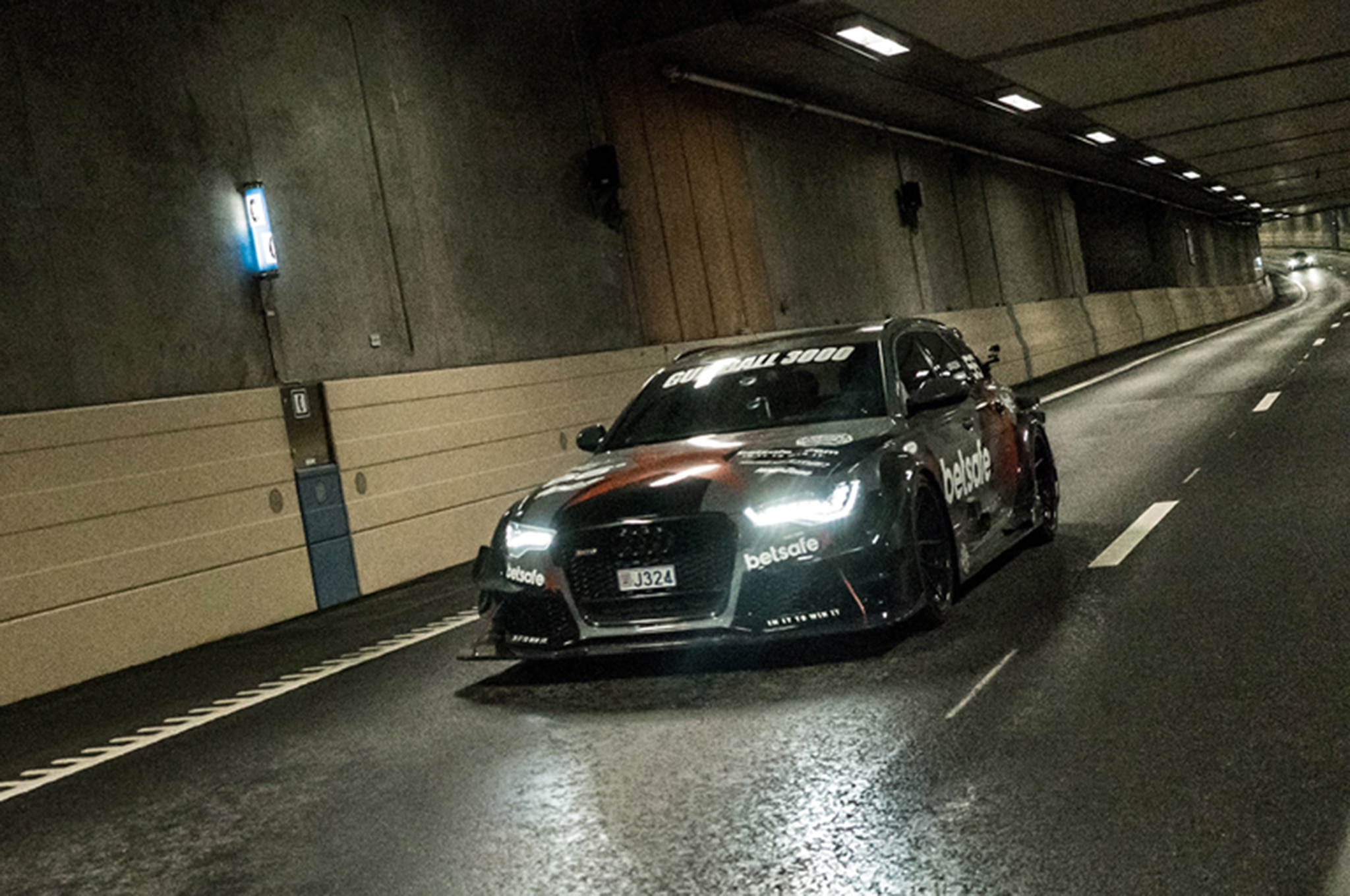 Jon Olsson S Insane Audi Rs6 Dtm Stolen And Burned To The