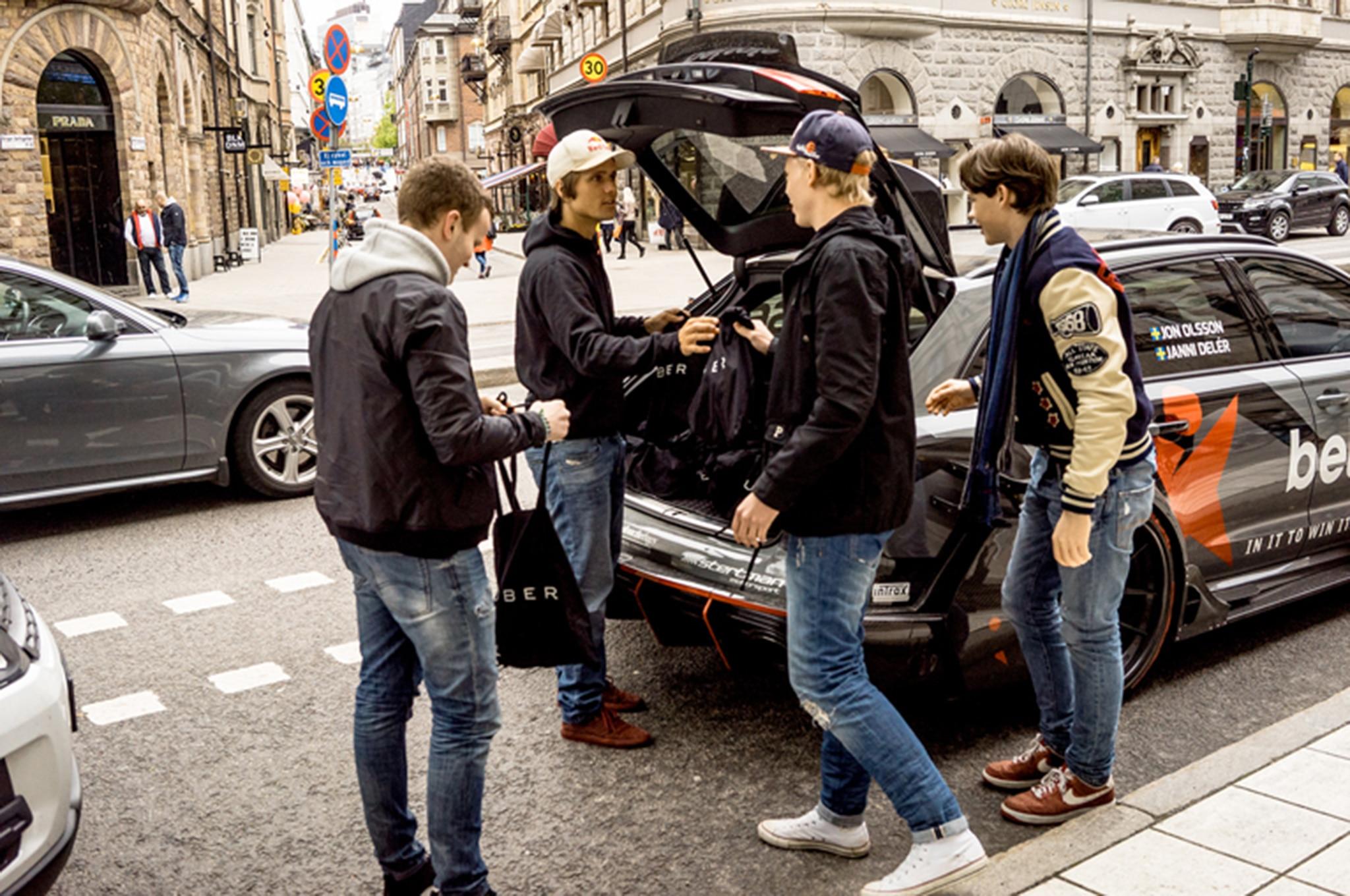 Jon Olsson S Insane Audi Rs6 Dtm Stolen And Burned To The
