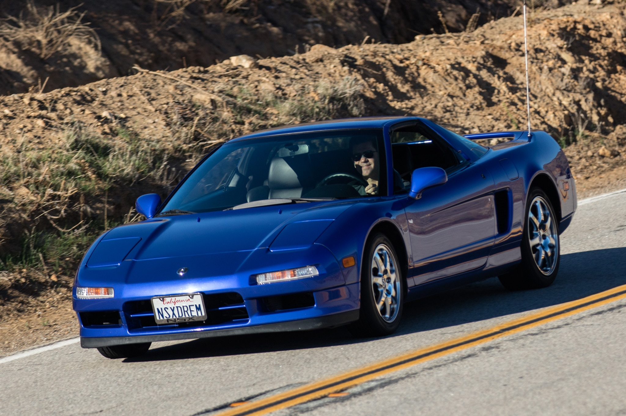 1991 Acura NSX Specifications
