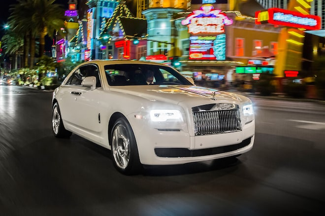 Rolls Royce White Glove Program 30