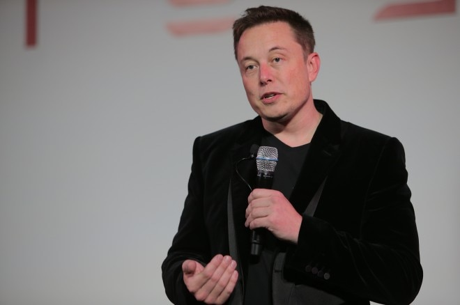 Tesla Motors CEO Elon Musk 3