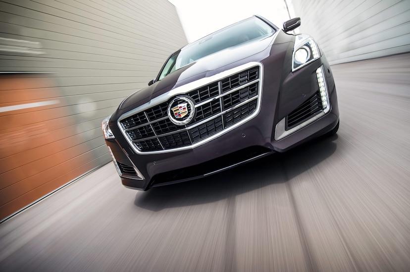 2014 Cadillac CTS Vsport - Four Seasons Wrap-Up