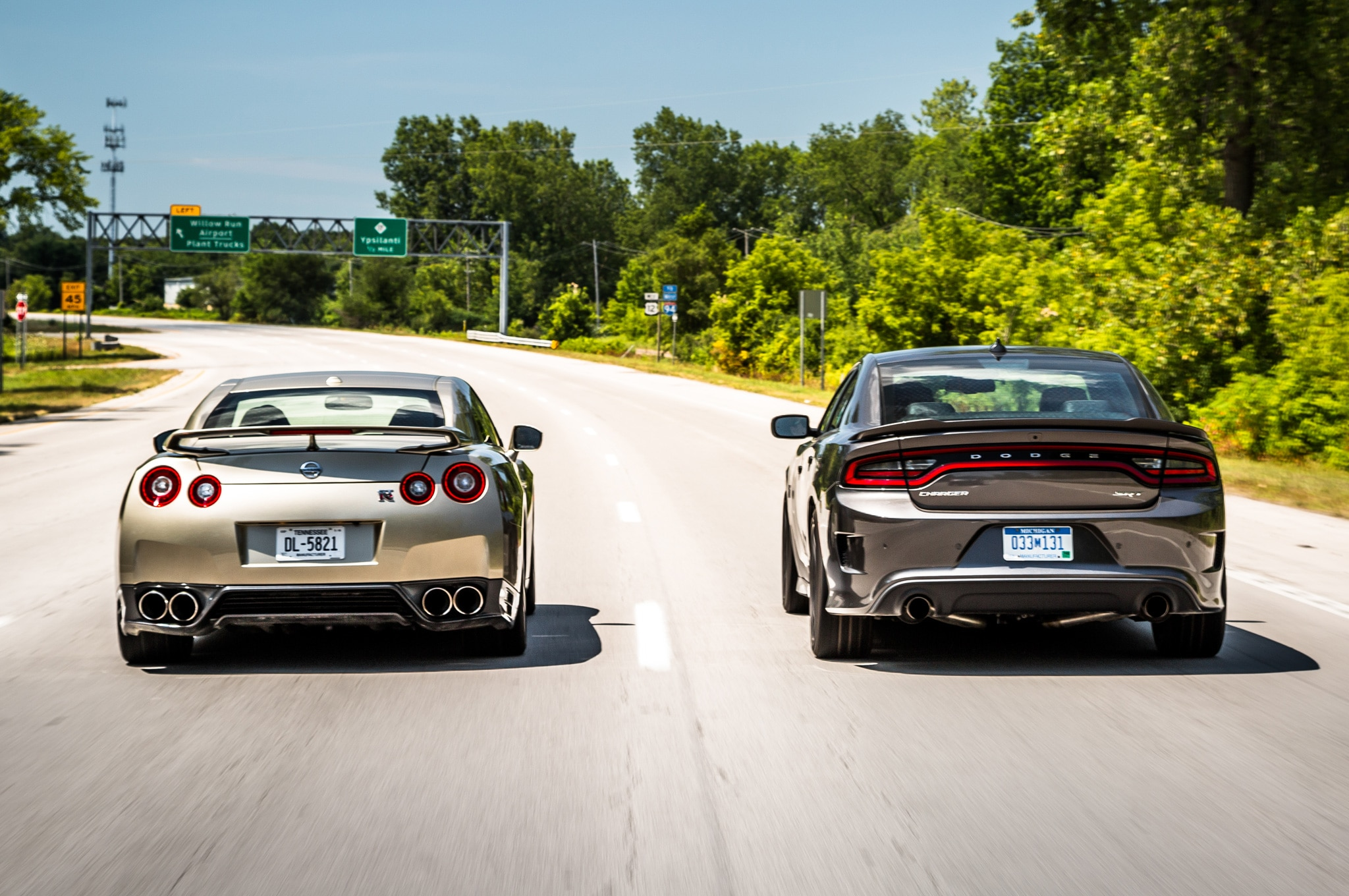 Flavors of Fast: 2015 Dodge Charger Hellcat vs. 2016 ...