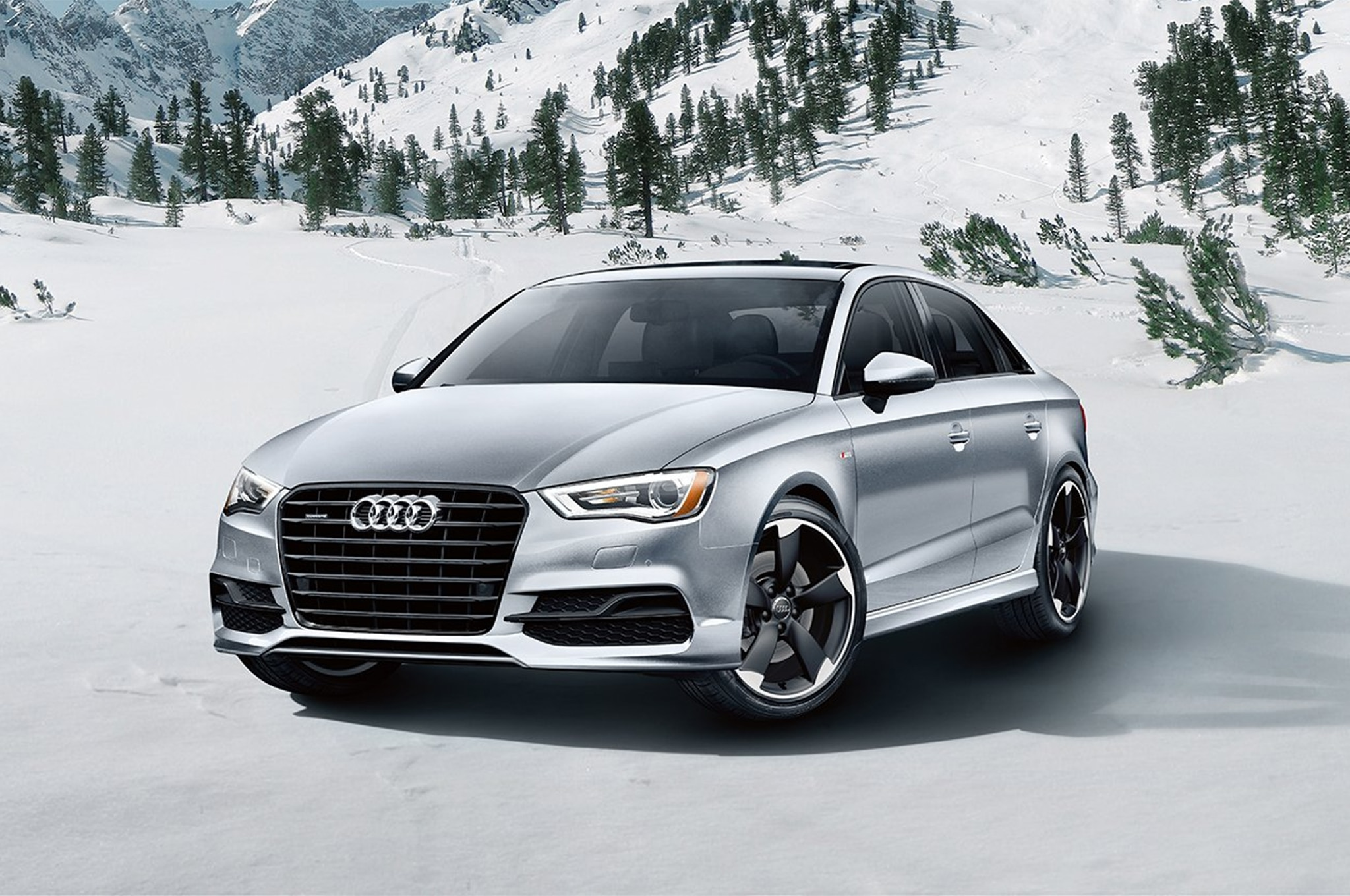 2016 audi a3 a4 add special edition models to boost year end sales. Black Bedroom Furniture Sets. Home Design Ideas