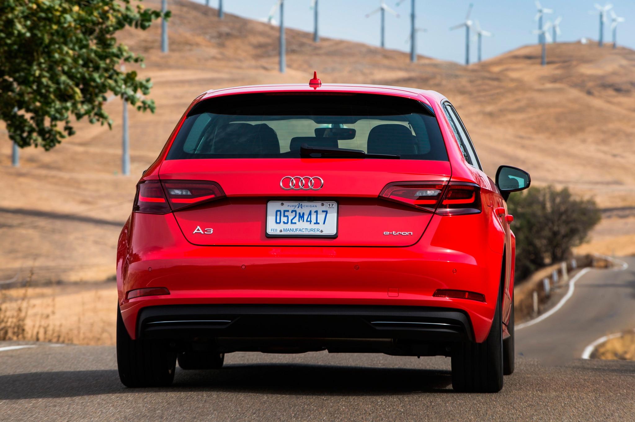 2016 Audi A3 Sportback e-tron Review