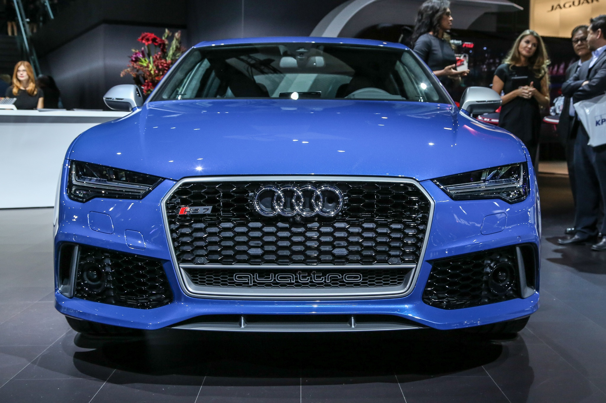 refreshed 2017 audi a6 a7 add power with new competition. Black Bedroom Furniture Sets. Home Design Ideas