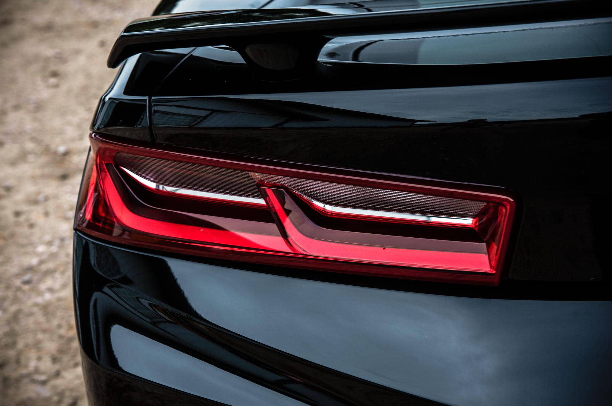 2016 Camaro: The Shape-Shifter Chevy