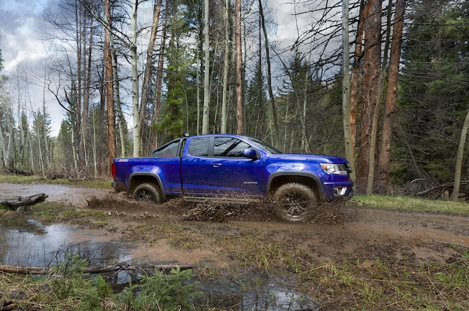 Gm Us Army To Test Fuel Cell Powered Chevrolet Colorado