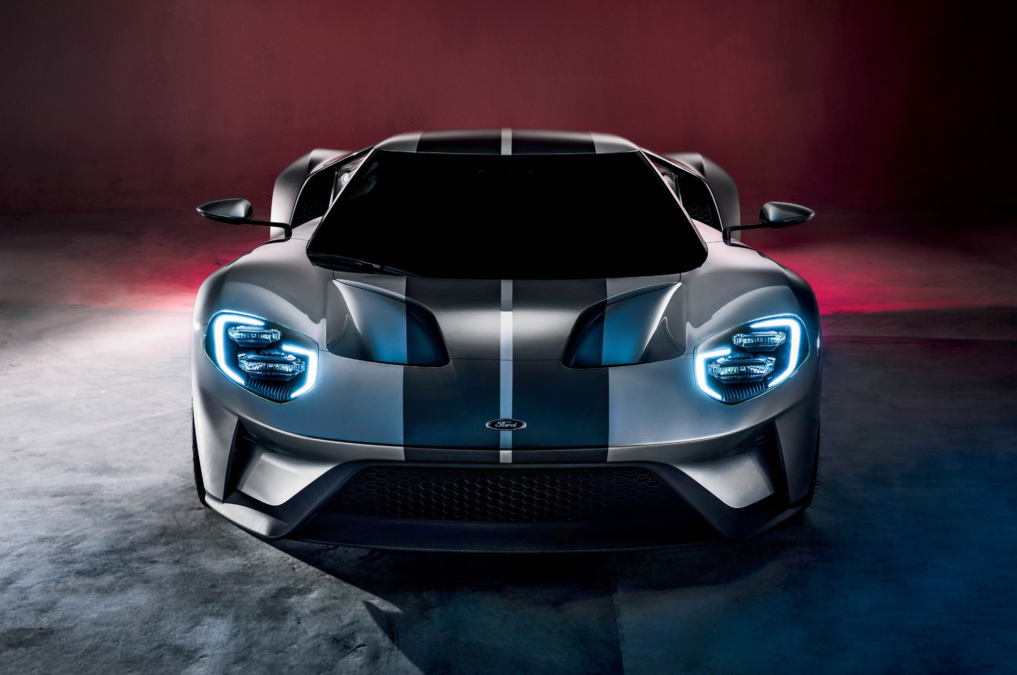 Asked About How Things Went In The Secret Studio In The Design Centers Basement Where The Ford Gt Was Created Svensson Says He Likes To Tour All The