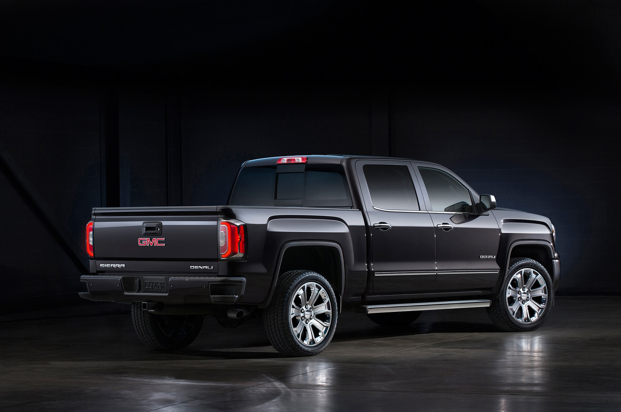 2017 GMC Canyon Denali, 2016 Sierra Denali Ultimate ...