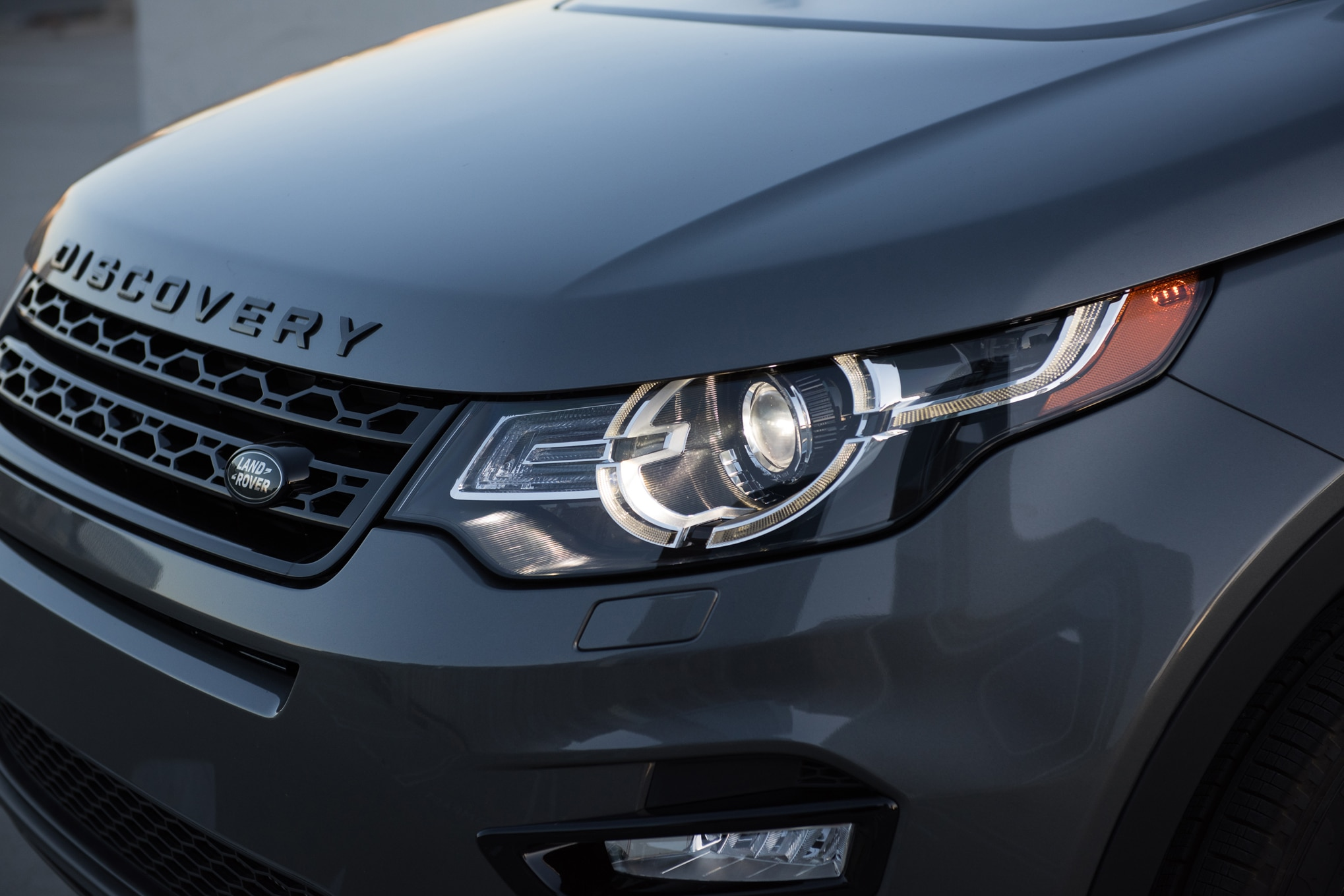 2016 Land Rover Discovery Sport Hse Lux Four Seasons