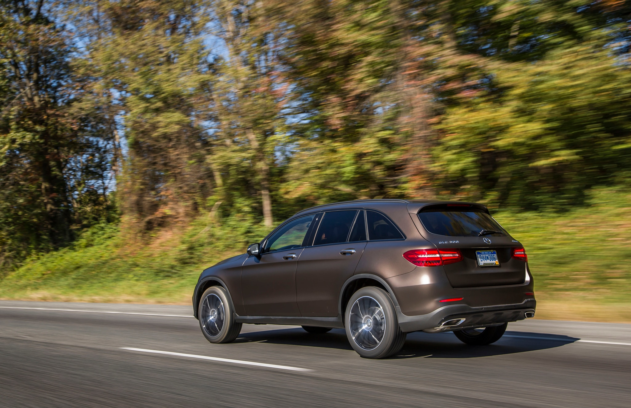 2016 Mercedes-Benz GLC300 Review
