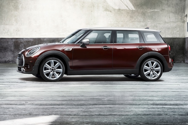 Report 2016 Mini Clubman Will Add All4 All Wheel Drive Model