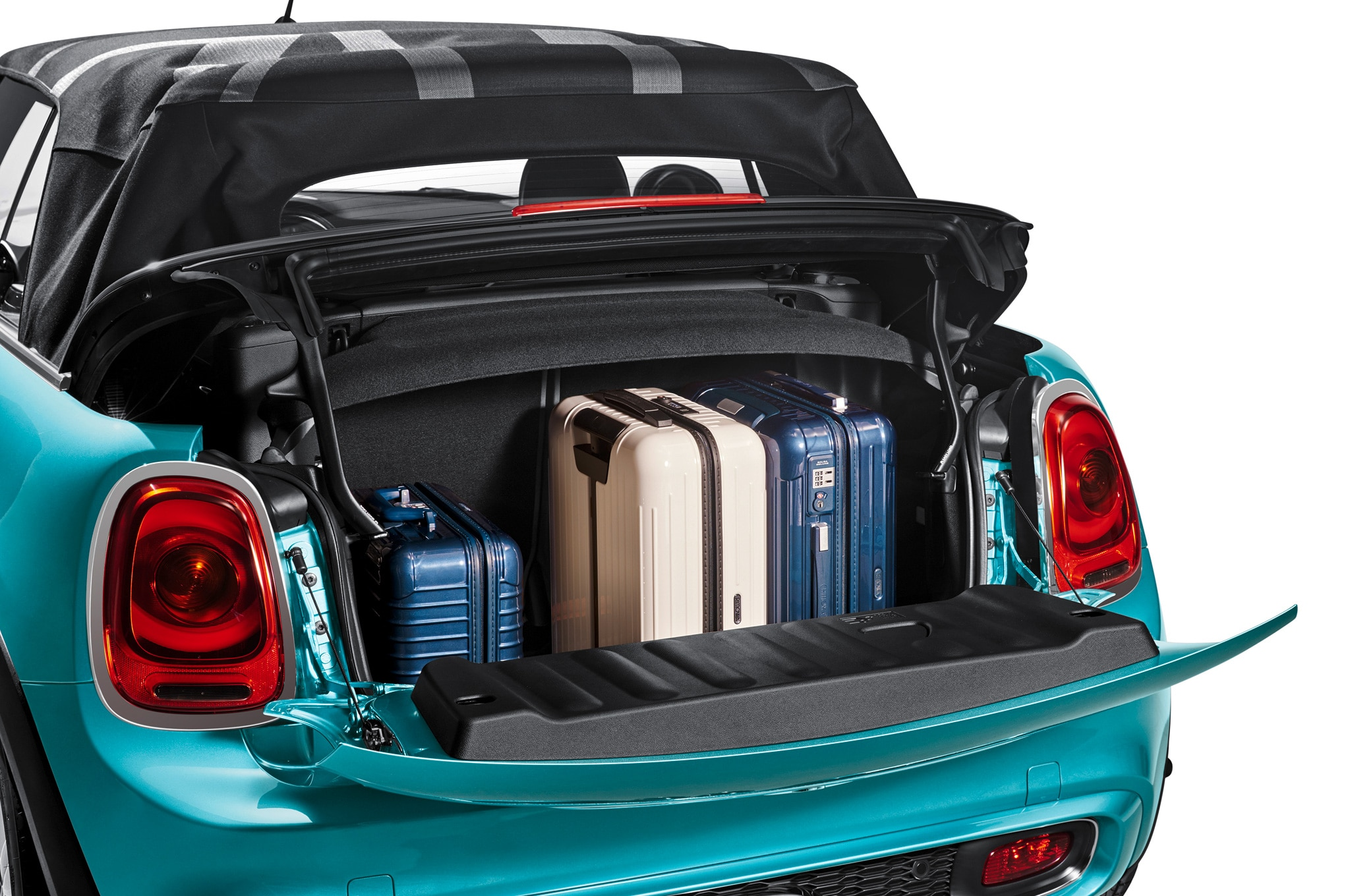 2016 Mini Convertible Is More Spacious More Practical Than Before