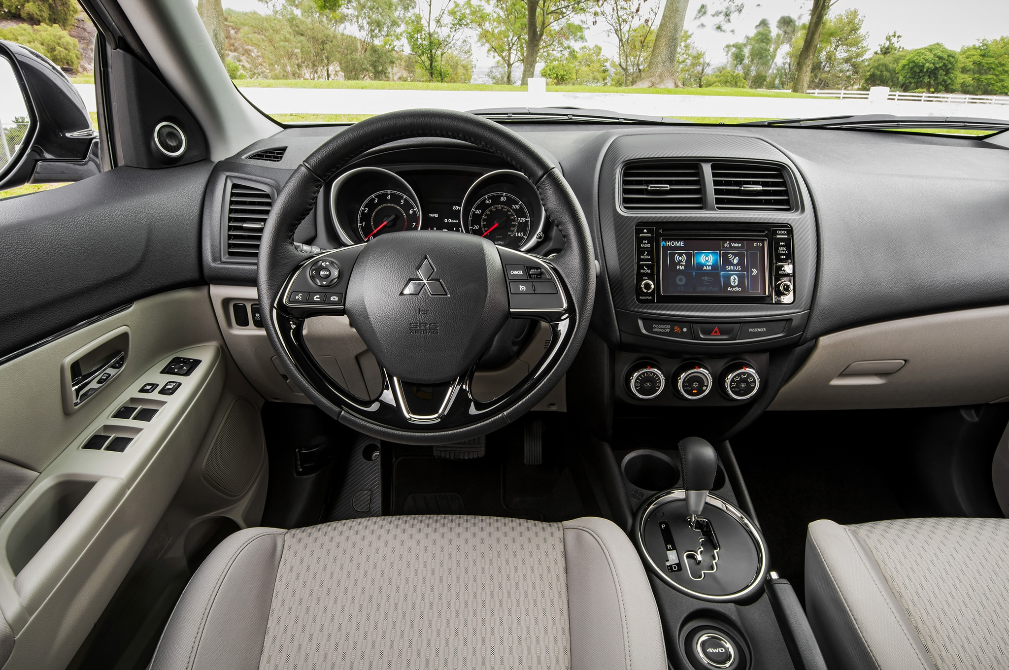 2016 mitsubishi outlander sport refreshed with  u0026quot dynamic