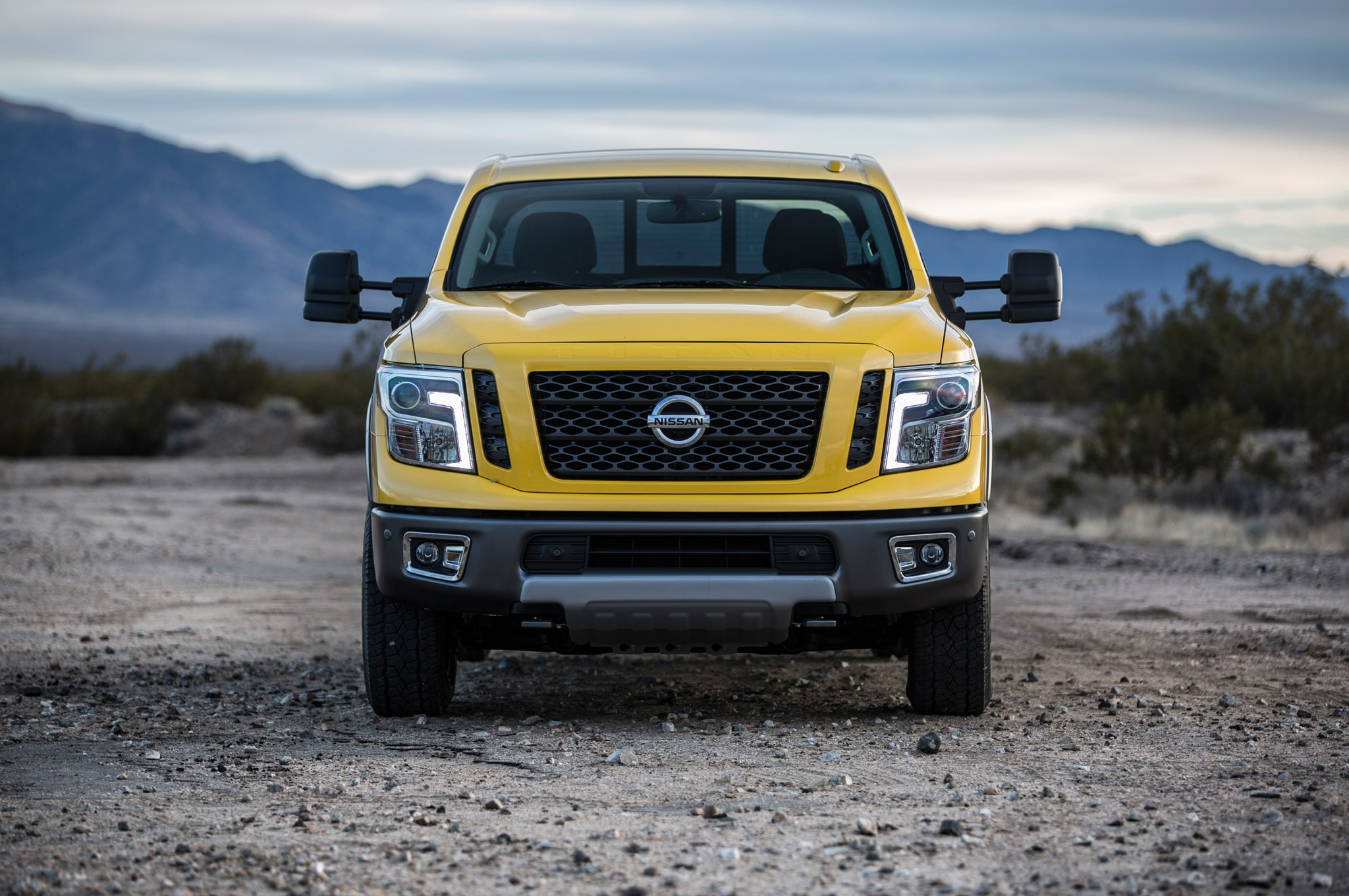 Nissan Frontier Review >> 2016 Nissan Titan XD Review