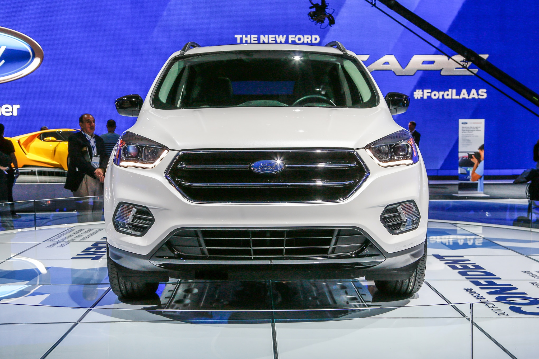 Ford Also Says It Has Retuned The 2017 Escape S
