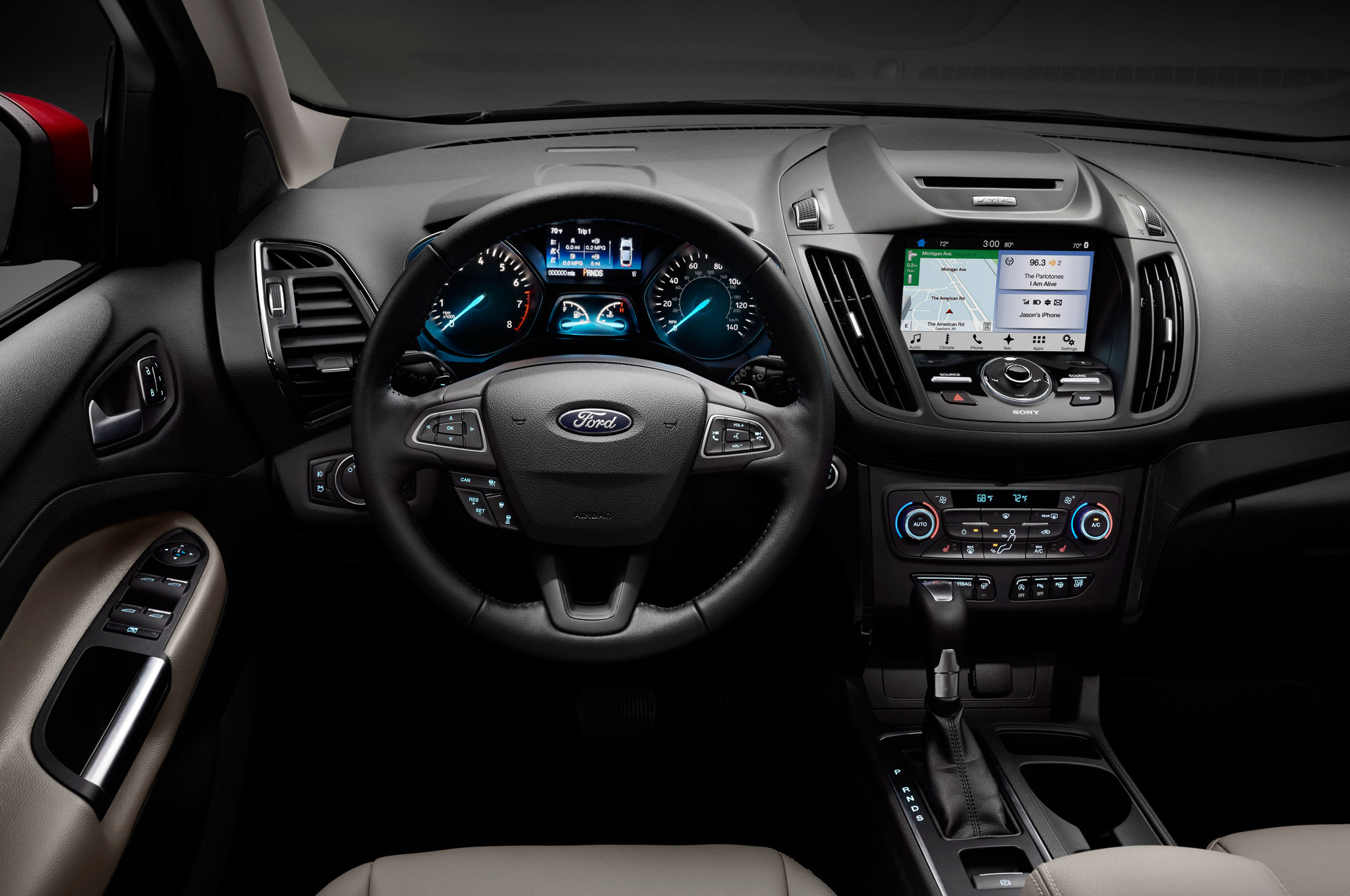 2017 Ford Escape Review Automobile Magazine
