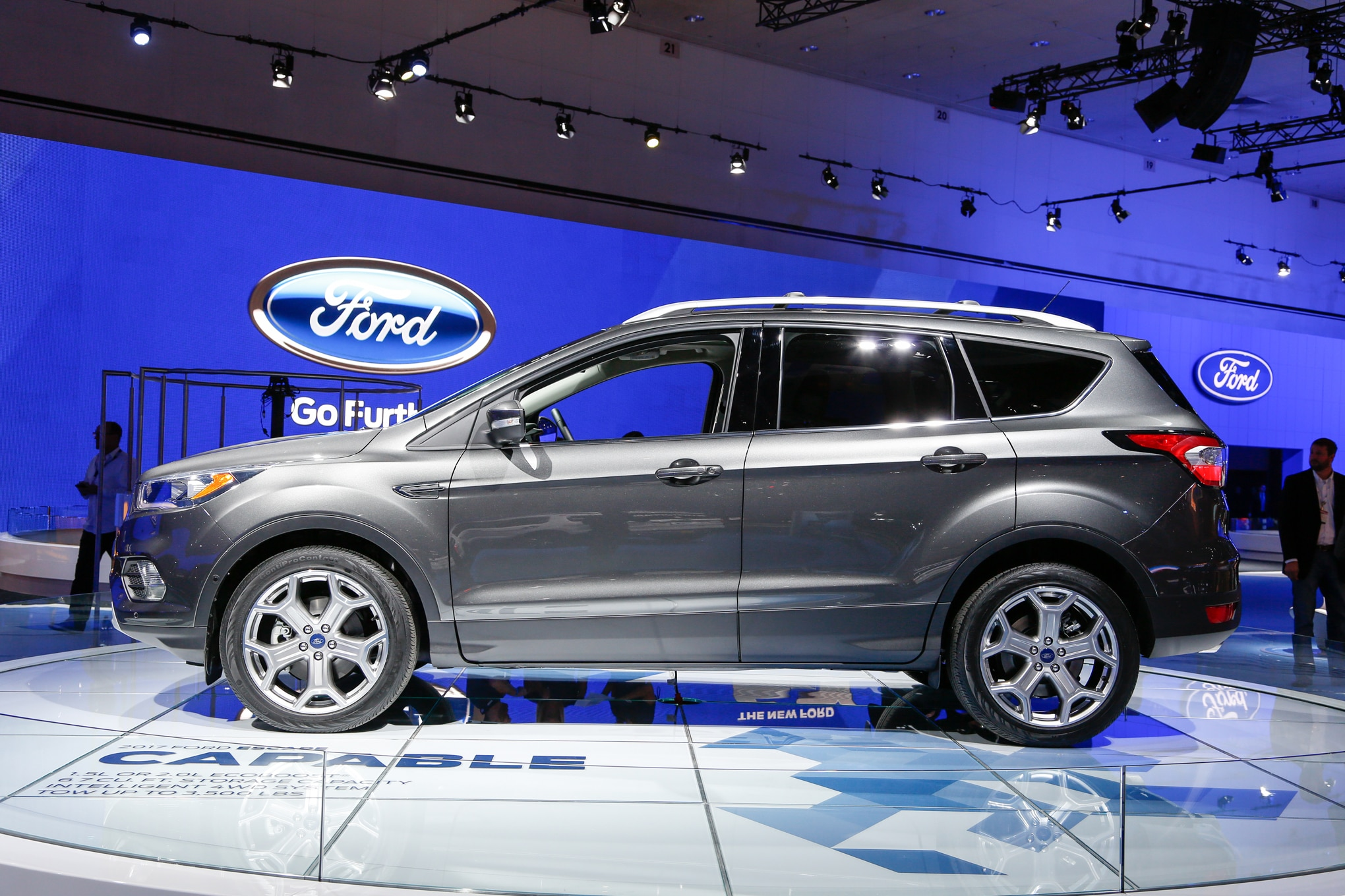 2017 Ford Escape Adds New Sport Appearance Package Raptor 250 08 Wiring Diagram Show More