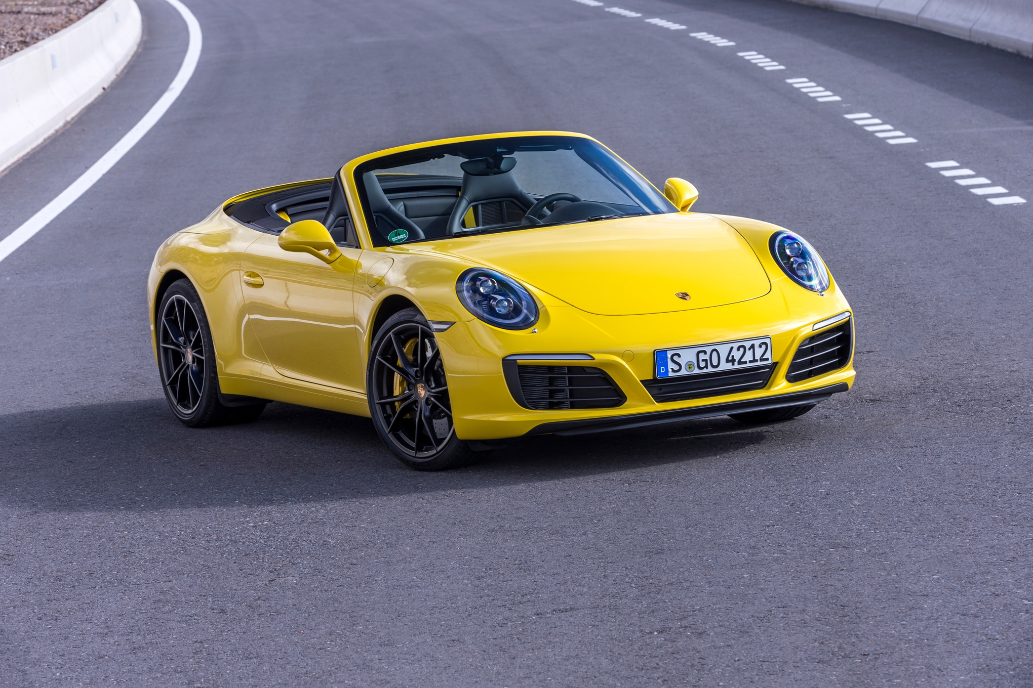 All Porsche Sports Cars Are Track Cars