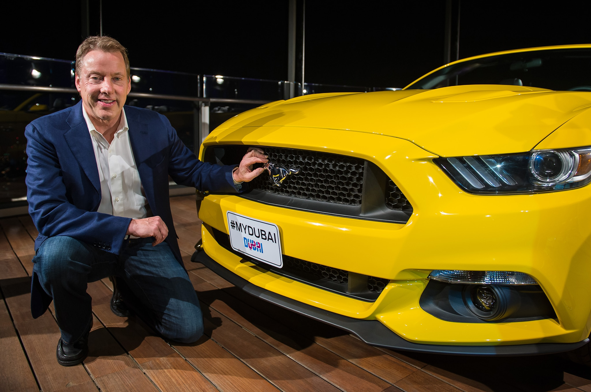 Bill Ford Tries To Chart The Future With Quot Fewer Sales Quot