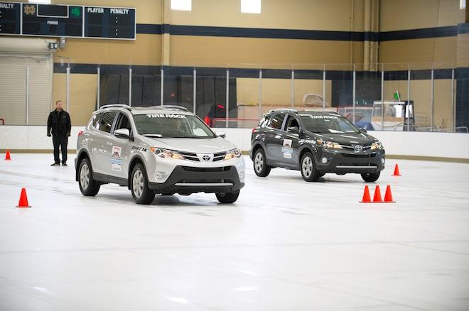 Bridgestone Winter Driving Experience 61