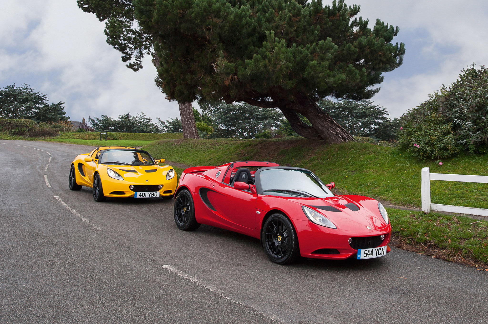 Lotus Elise Sport And Sport 2201