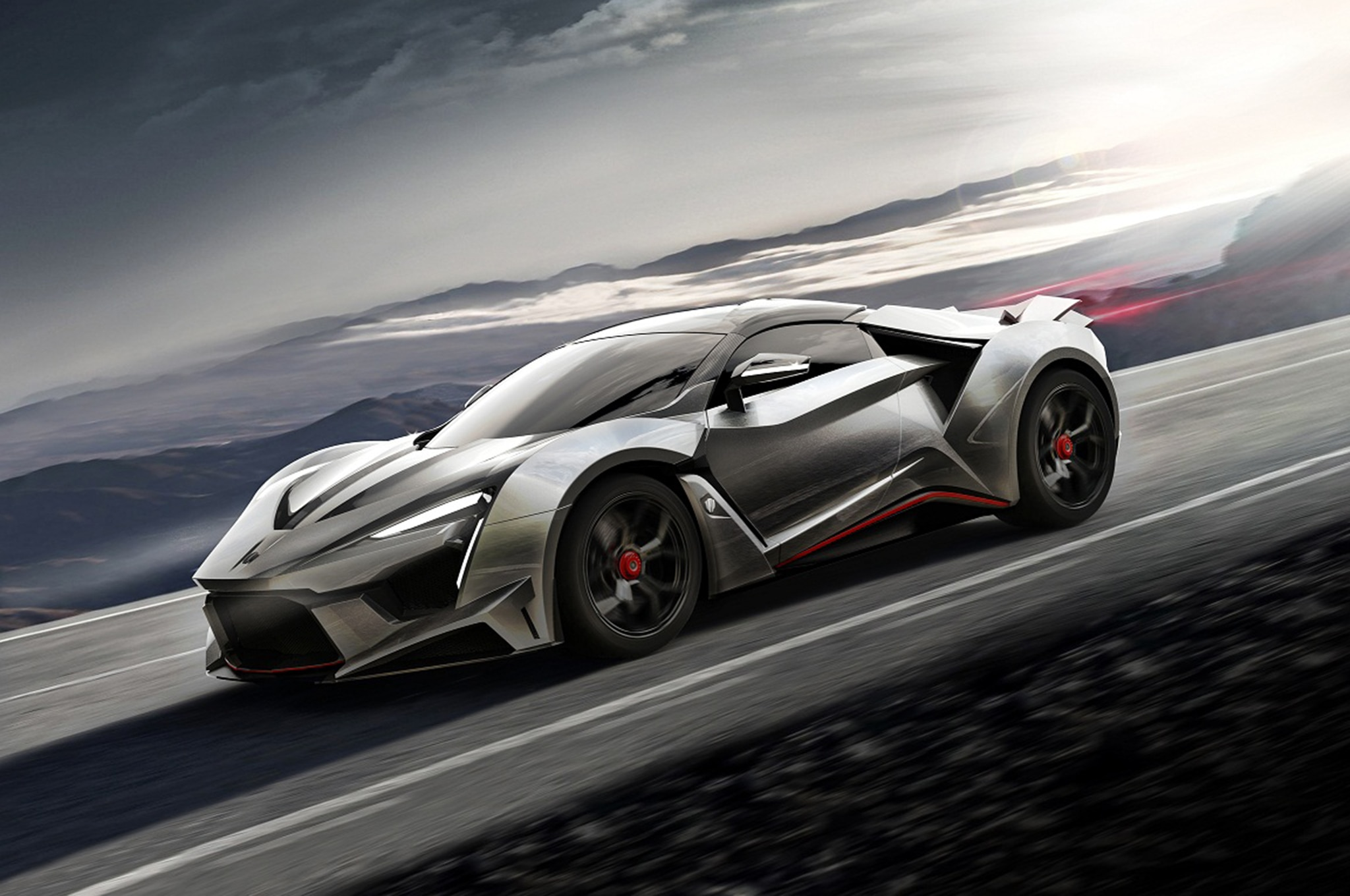 W Motors Fenyr >> All That Glittered: Our 11 Favorite Cars from the 2015 Dubai Auto Show
