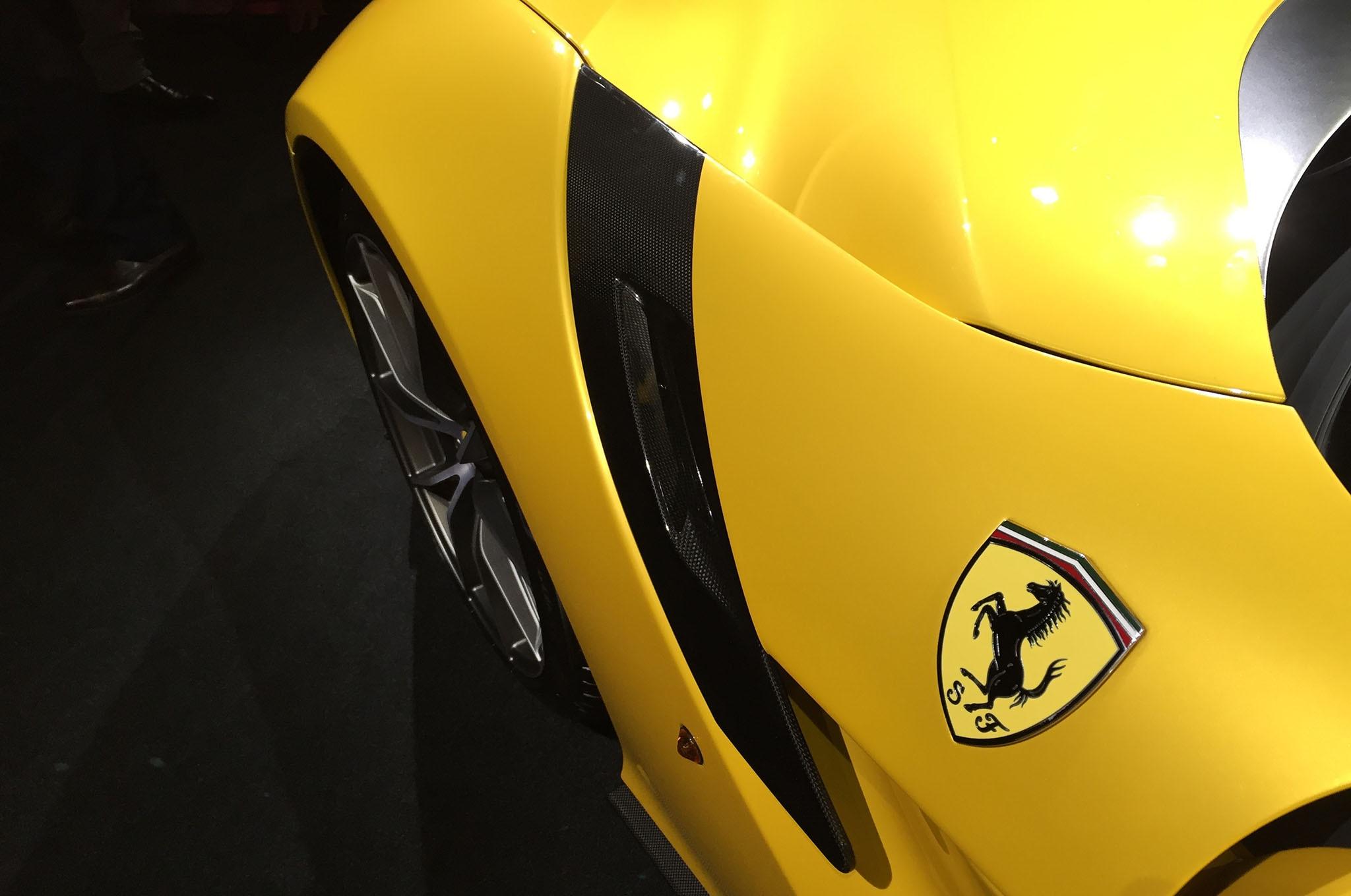 Ferrari F12 Tdf Price >> Ferrari F12tdf Revealed at Finali Mondiale