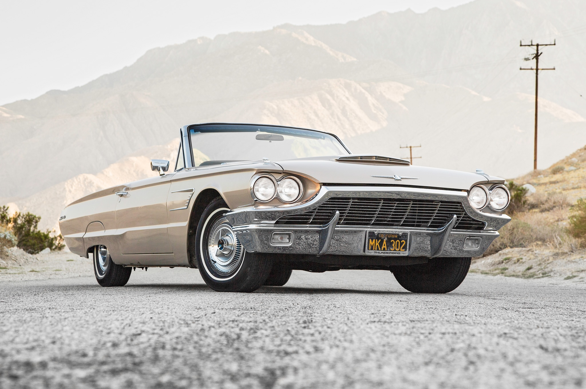 Nada Car Values >> Collectible Classic: 1964-1966 Ford Thunderbird Convertible