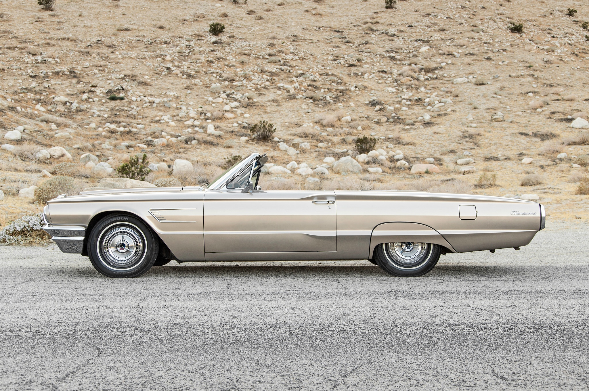 2015 Ford Thunderbird >> Collectible Classic: 1964-1966 Ford Thunderbird Convertible