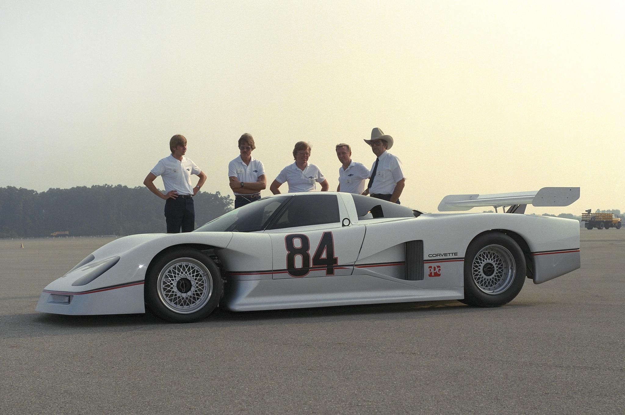 1984 Corvette Grand Touring Prototype Gtp