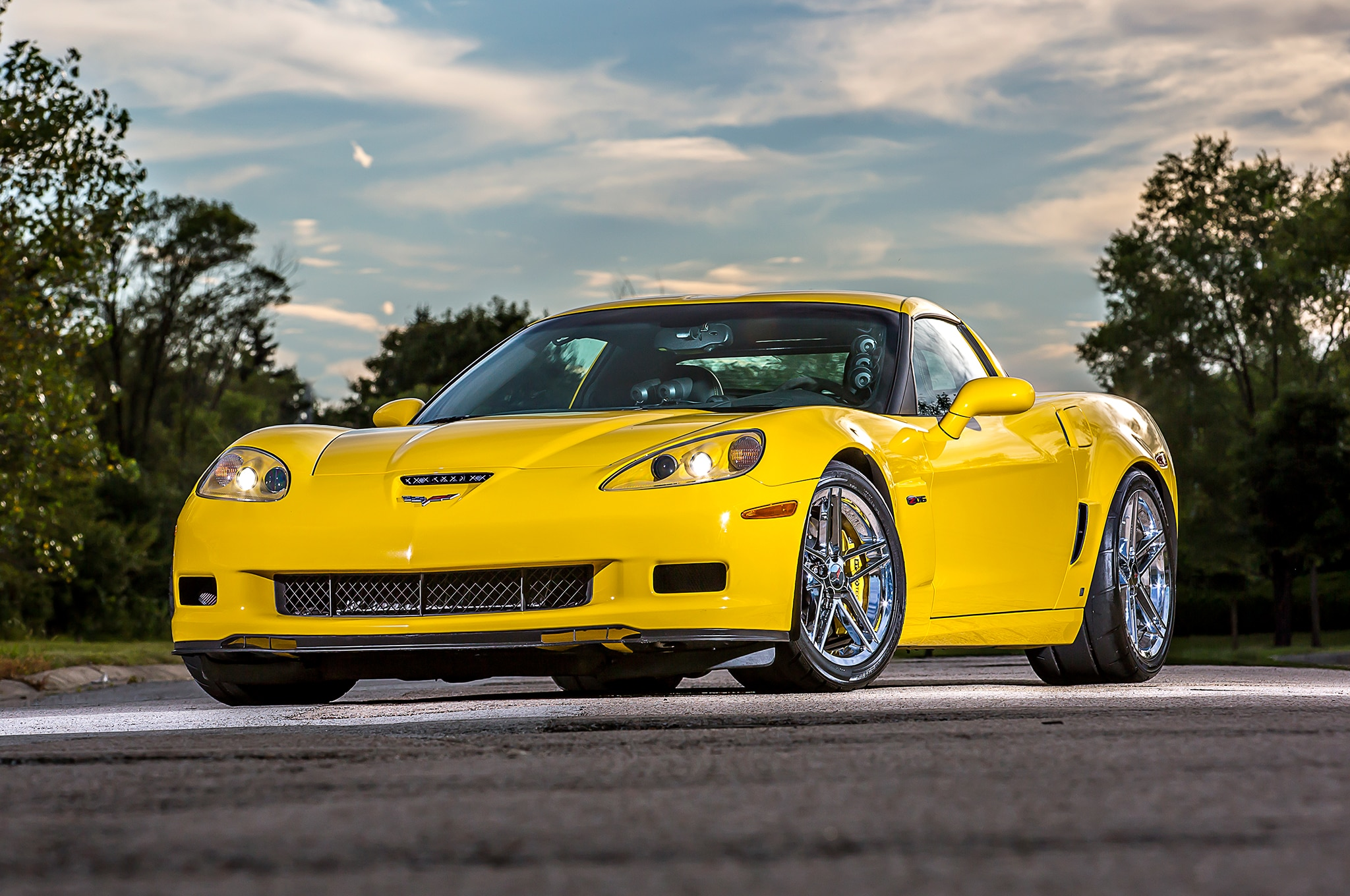 Desert Fox: Building a 1,370-HP 2007 Chevrolet Corvette Z06