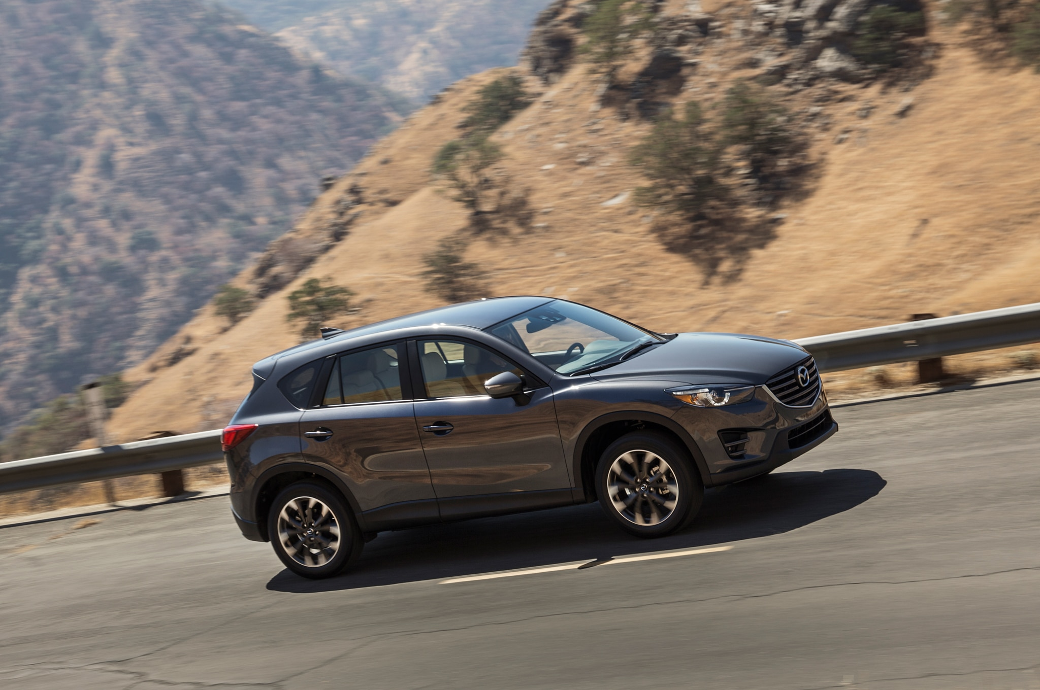 2016 5 Mazda CX 5 Updated with More Standard Features