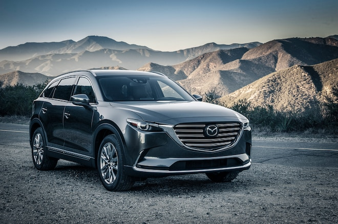 2016 Mazda CX 9 Front Three Quarter 03