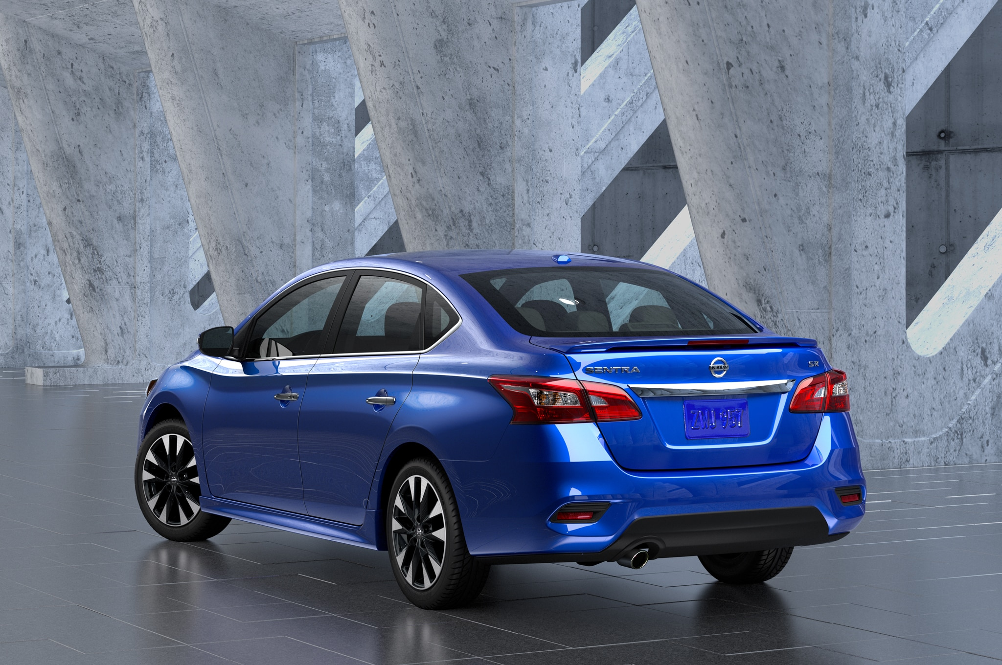 2016 nissan sentra pricing rises 200 1 450. Black Bedroom Furniture Sets. Home Design Ideas