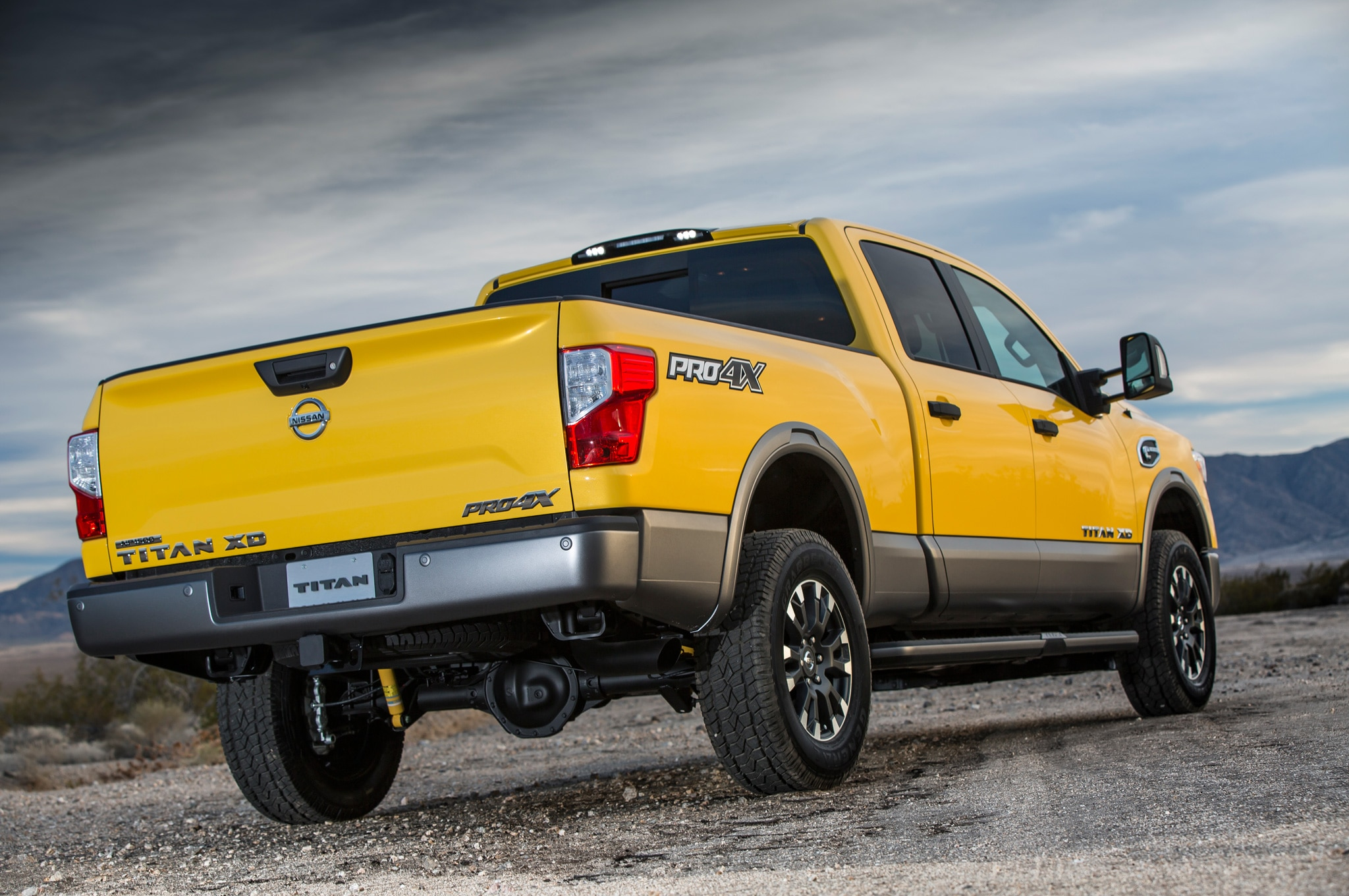 2015 F250 For Sale >> 2016 Nissan Titan XD Diesel Starts at $41,485
