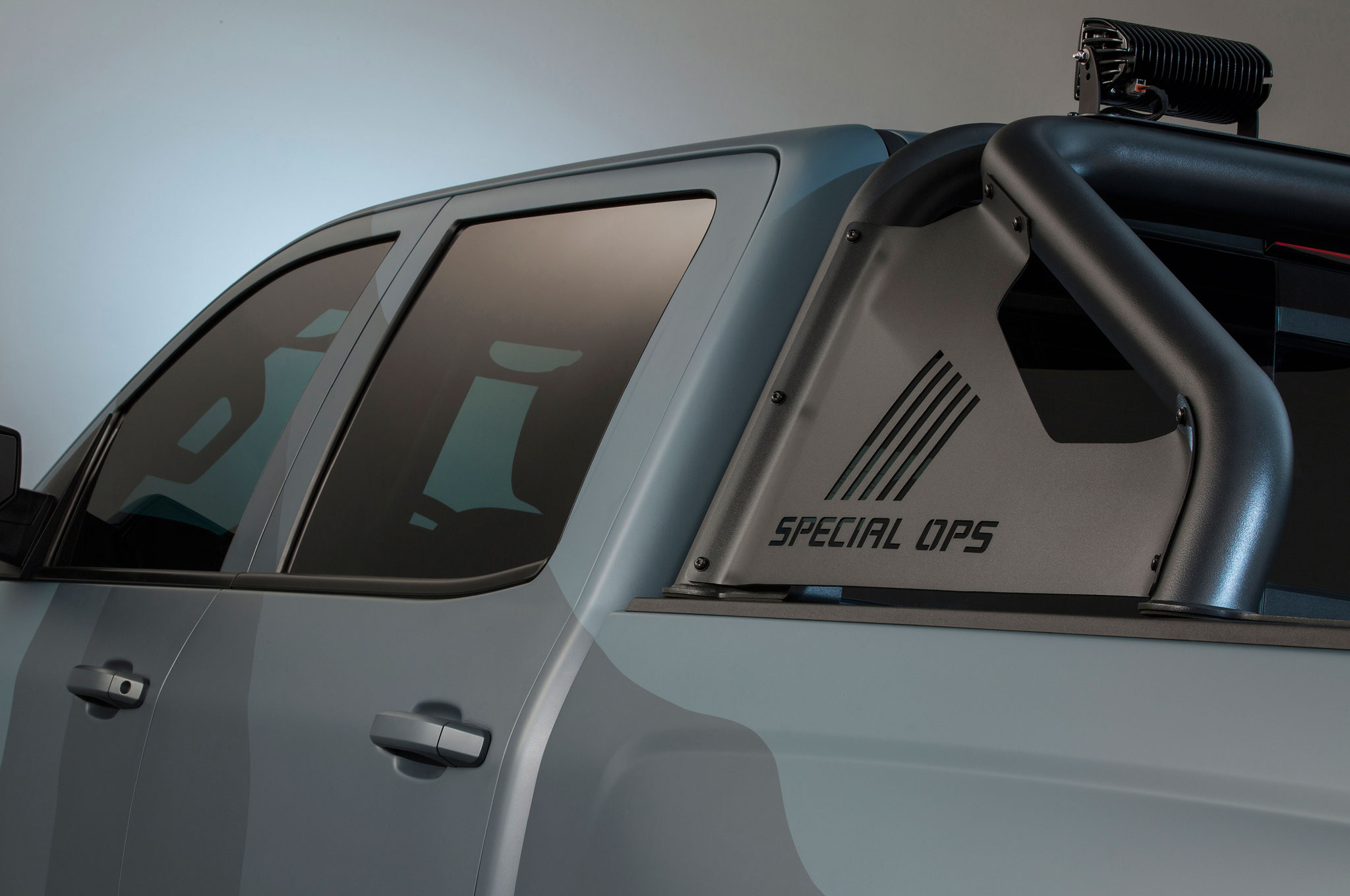 Chevrolet Silverado Special Ops Headed To Production