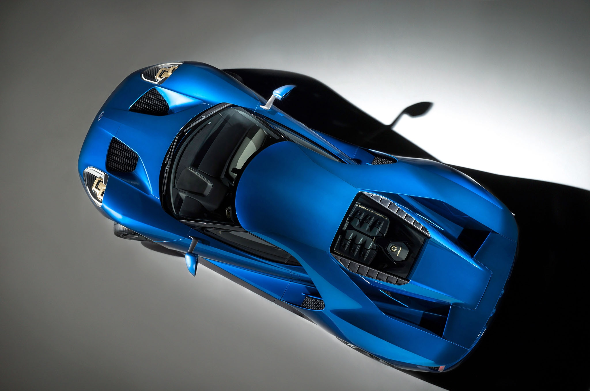 2017 Ford GT With Gorilla Glass1
