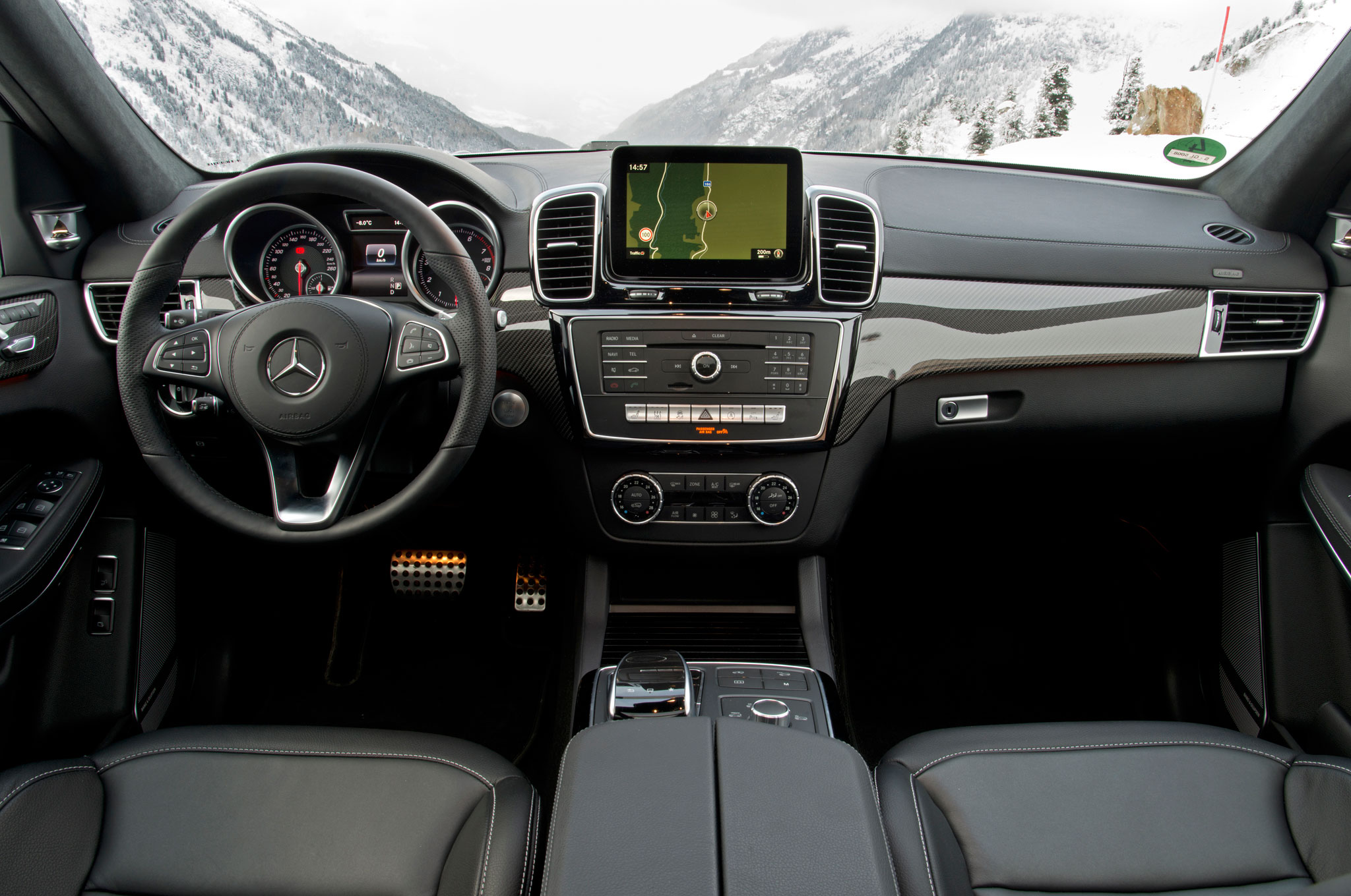 2017 Mercedes Benz Gls Review