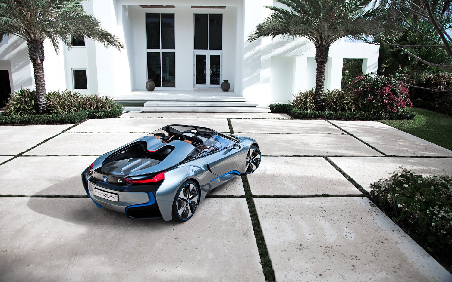 Report Bmw I8 Spyder Nears Production Debut